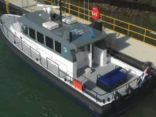 Nieuwe peilboot voor havenbedrijf North Sea Port