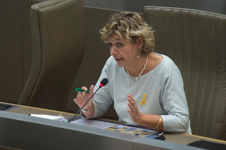 Vlaams Parlementslid Katrien Schryvers (CD&V)
