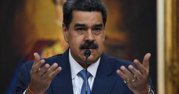 "Les États-Unis vont inculper Nicolas Maduro de ""narco-terrorisme"""