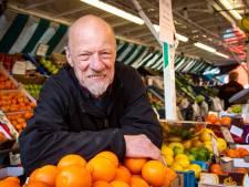 Het wordt wennen, de markt zonder groente- en fruitman Eef uit Zutphen: 'Ik zal best nog eens om half vier wakker worden'
