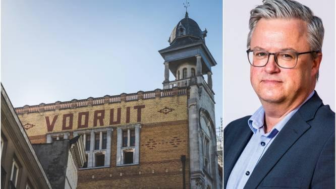"""Carl Devos over Vooruit versus Vooruit: """"Zuur verhaal met enkel verliezers en slecht besteed belastinggeld"""""""