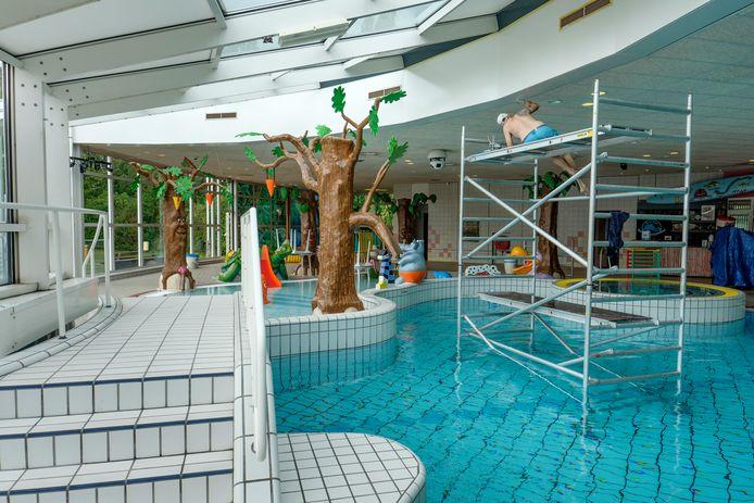 Het zwembad Dol-fijn