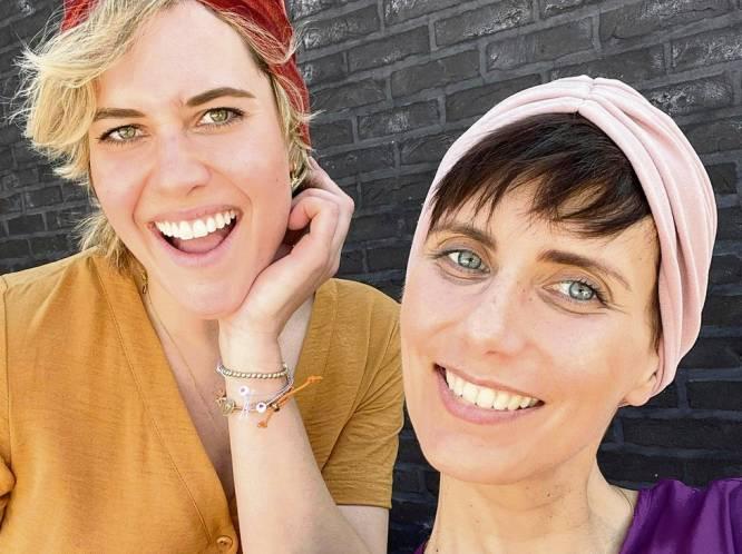 """COLUMN. Lara Switten, mama van 3 die strijdt tegen kanker, brengt een boek uit: """"Mijn hoofd voelt zich te jong voor een biografie. Mijn lijf te oud om ermee te wachten"""""""