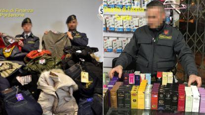 20.000 valse producten in beslag genomen tijdens Europese politieactie