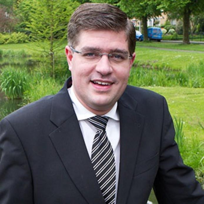 Dominee Maarten Klaassen uit Arnemuiden