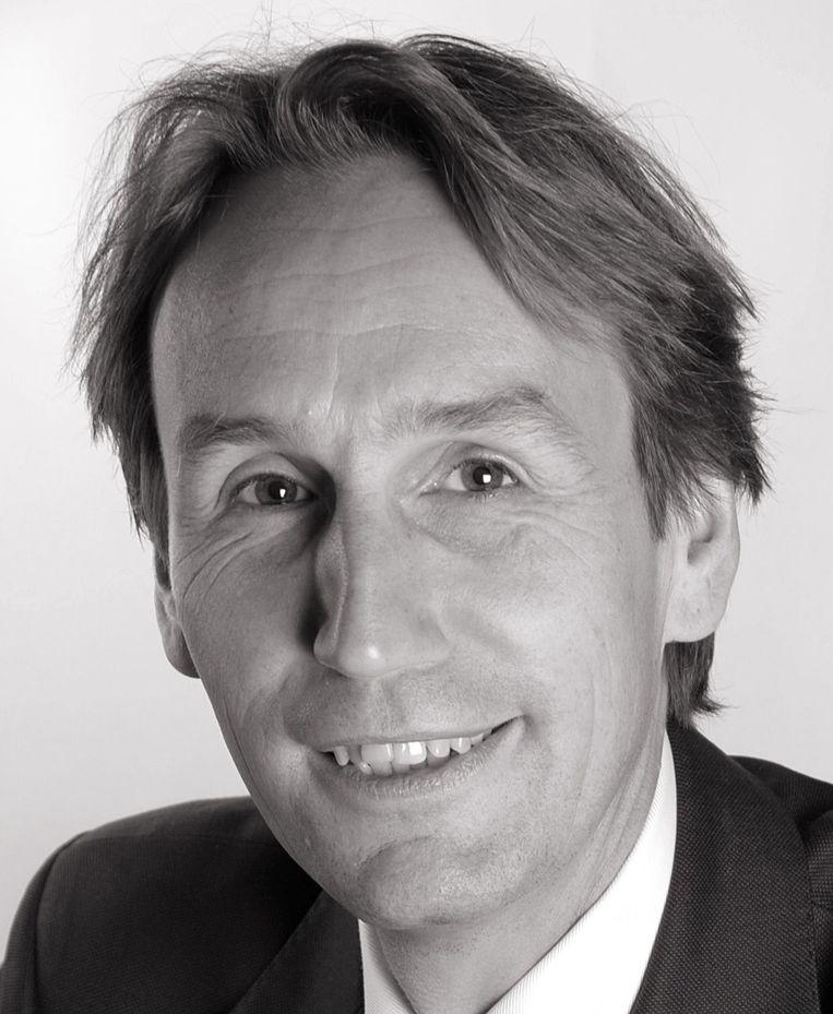 Herbert Raat (VVD) is wethouder Wonen in Amstelveen Beeld eigen foto