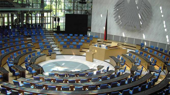 Duits parlement keurt verstrenging asielwet goed