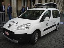 Les scancars arrivent à Liège pour contrôler les défauts de stationnement