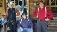 Texas City slaat al 25 jaar zijn tenten op aan de Basdongenstraat