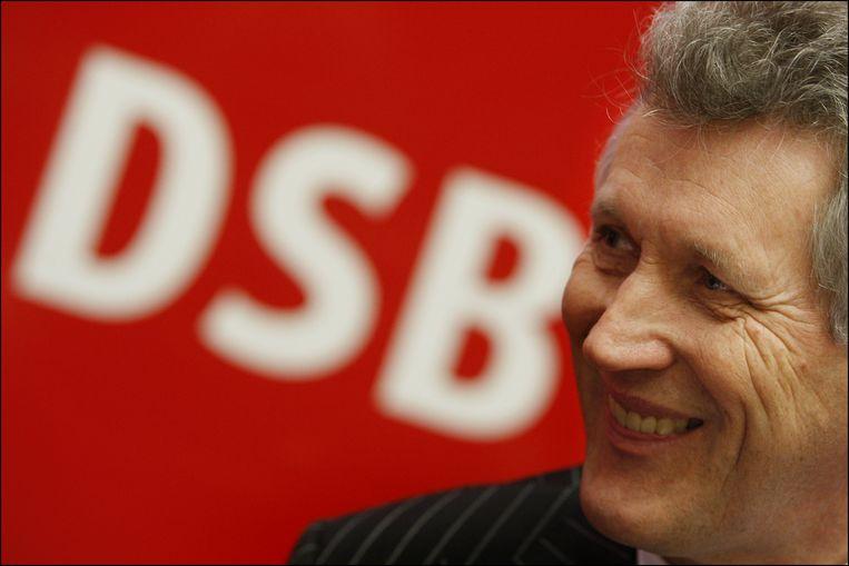 Gisteren werd bekend dat DSB ook mogelijk een claim tegemoet kan zien van de Stichting Hypotheekleed, die de belangen behartigt van circa tweehonderd DSB-klanten die met te dure hypotheekleningen zitten opgezadeld. Foto ANP/Robin van Lonkhuijsen Beeld