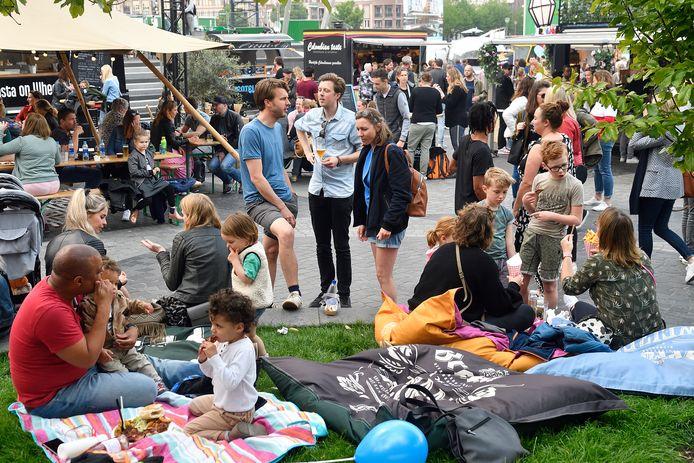 Na Amersfoort komt Rrrollend Foodtruckfestivals naar Vught.