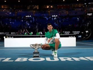 """De quarantaine, de brief, de blessure... Niks kon Djokovic, koning van Melbourne Park, stoppen: """"Dit was een rollercoaster"""""""