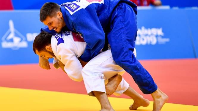 """Kenneth Van Gansbeke zit met gemengde gevoelens na Grand Slam in Tel Aviv: """"Goed gevochten, maar geen prestatie"""""""