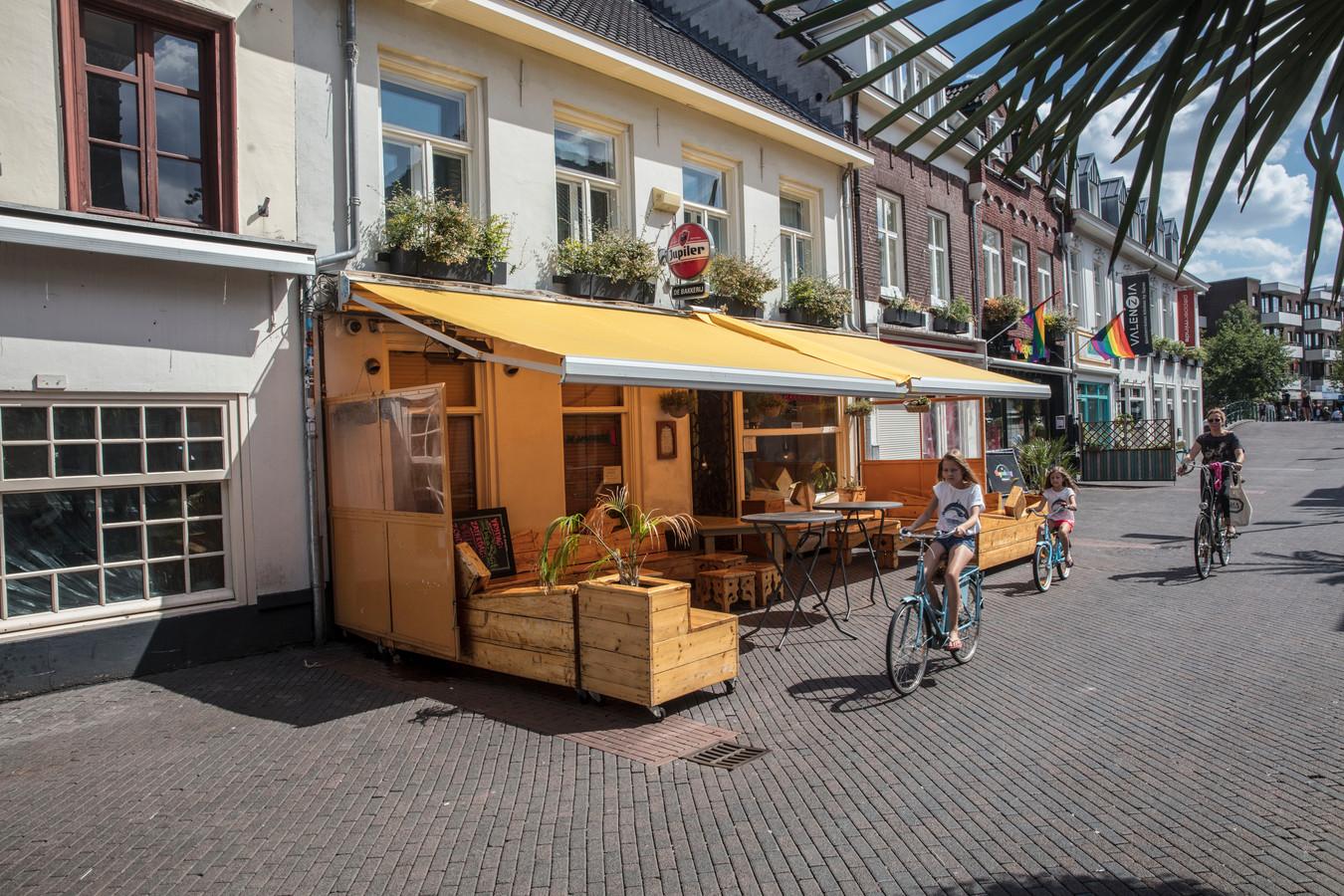 Cafe de Bakkerij aan het Stratumseind in Eindhoven moet sluiten.