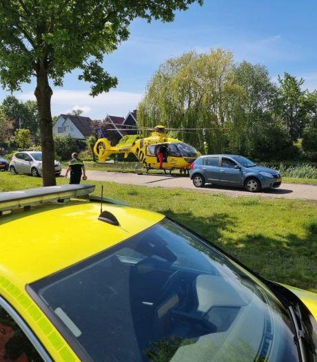 Auto te water: 78-jarige bestuurder uit Haaksbergen overleden