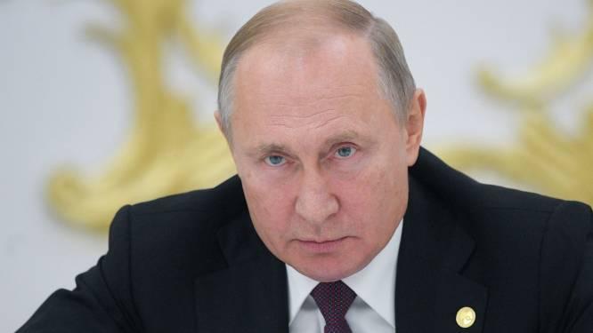 Poetin staat open voor gevangenenruil tussen Rusland en VS