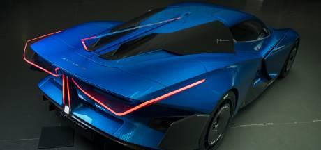 'De accu's van deze 2000 pk sterke elektrische sportwagen kunnen niet in brand vliegen'