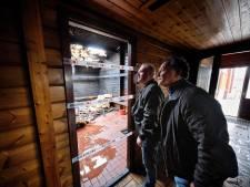 Door brand getroffen Vlaardingse voetbalclubs: het is een wonder dat de kantine nog overeind staat