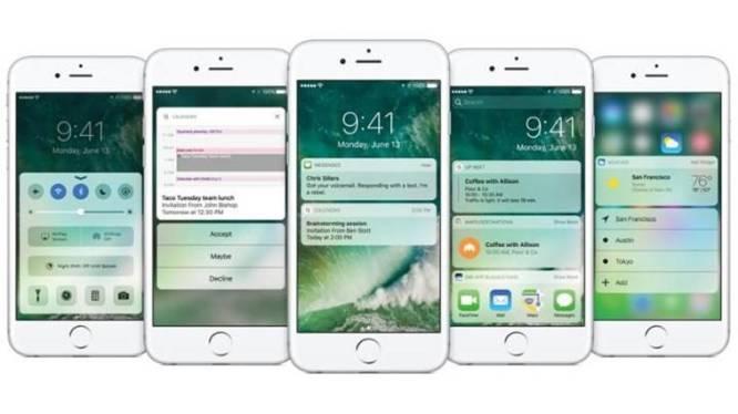 iOS 10 komt er vandaag aan: dit moet je weten