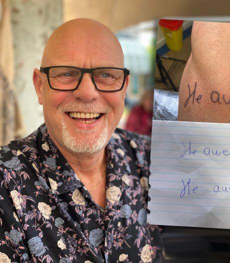 Die 'ouwe' René (60) uit Deventer maakte grappen tot het laatst: 'Ben eerder het huis uit dan jullie'