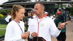 Maryna Zanevska breekt met coach en verlaat België