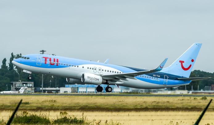 TUI vliegt niet met eigen toestellen op de Franse hoofdstad.