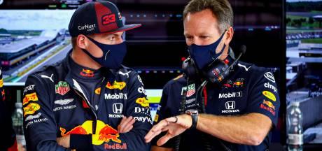 Teambaas Horner tempert hoge verwachtingen: 'Mercedes won niet per ongeluk'