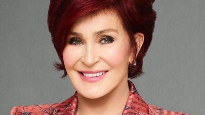 Sharon Osbourne (66) pakt uit met 'gerenoveerd' gezicht