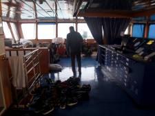 Iran geeft beelden vrij van gijzeling bemanning in gekaapte Britse olietanker
