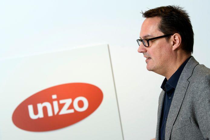 Danny Van Assche, le CEO d'Unizo