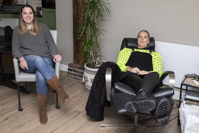 Gerrinda Ligtenberg is samen met familie en vrienden een actie gestart voor een rolstoelbus voor haar zus Rianne Scholman, die lijdt aan EDS.