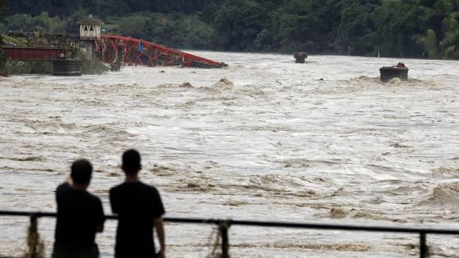 Al minstens 44 doden door overstromingen in Japan