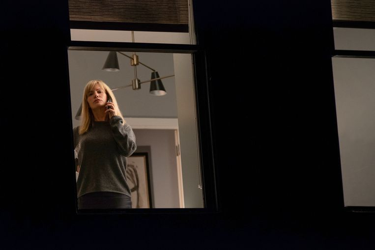 Amy Adams in 'The Woman in the Window'. Beeld Netflix