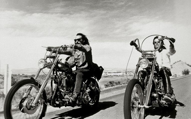 Dennis Hoppers 'Easy Rider', waarschijnlijk de bekendste film uit de selectie. Beeld © The Hollywood Archive