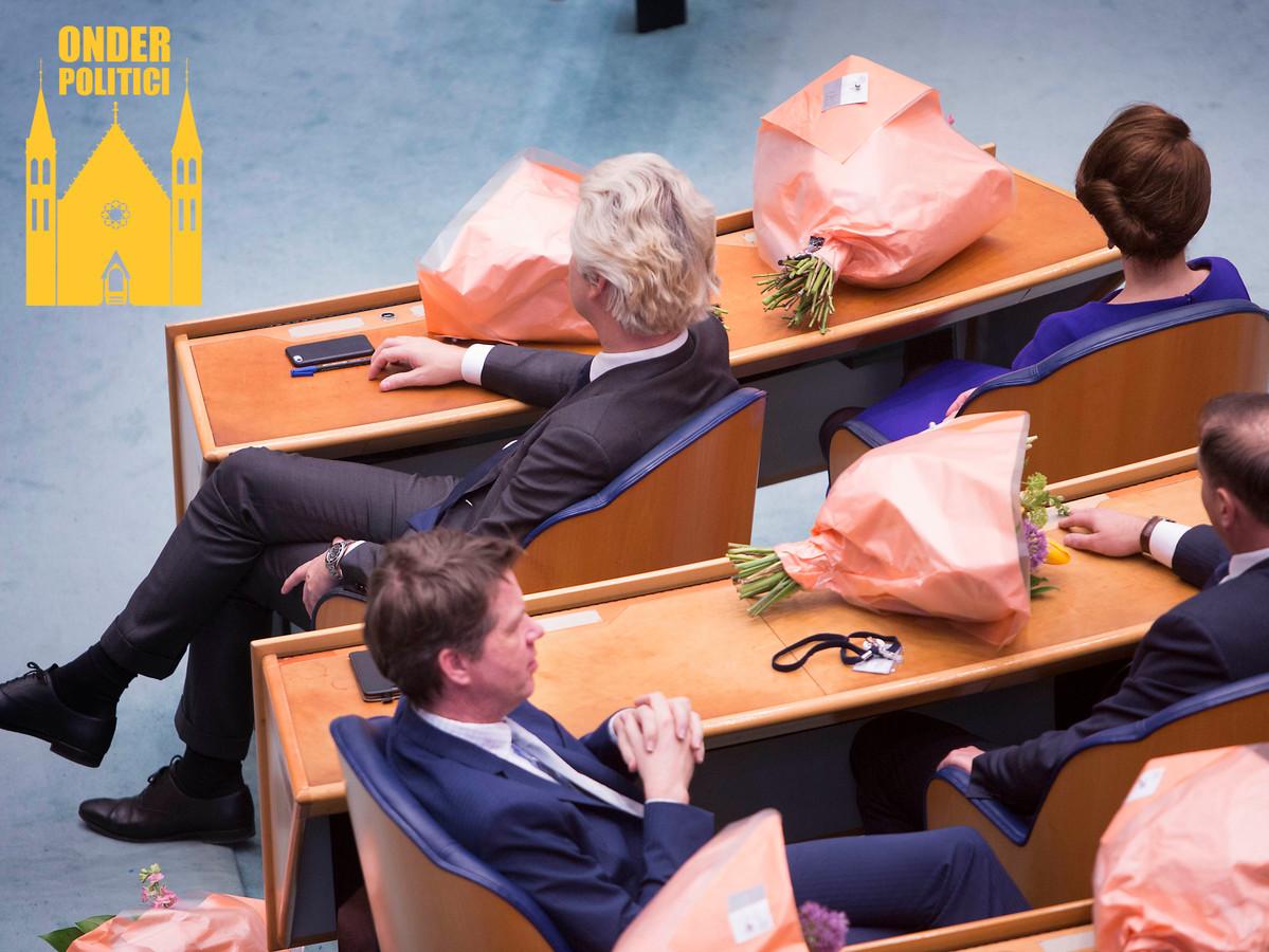 Op 23 maart 2017, na de vorige verkiezingen, werden de nieuwe leden van de Tweede Kamer geïnstalleerd.