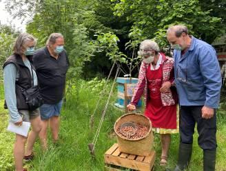 """Bert en Magda geven nieuwsgierigen rondleiding in hun weidetuin: """"Meeste 'onkruid' is gewoon eetbaar"""""""