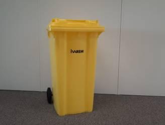 """Gele papiercontainer maakt introductie in Berlaar: """"Makkelijker voor inwoner, properder voor gemeente"""""""