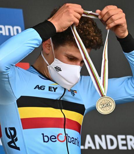 Mondiaux de cyclisme: quatre médailles dans les contre-la-montre, un record pour la Belgique