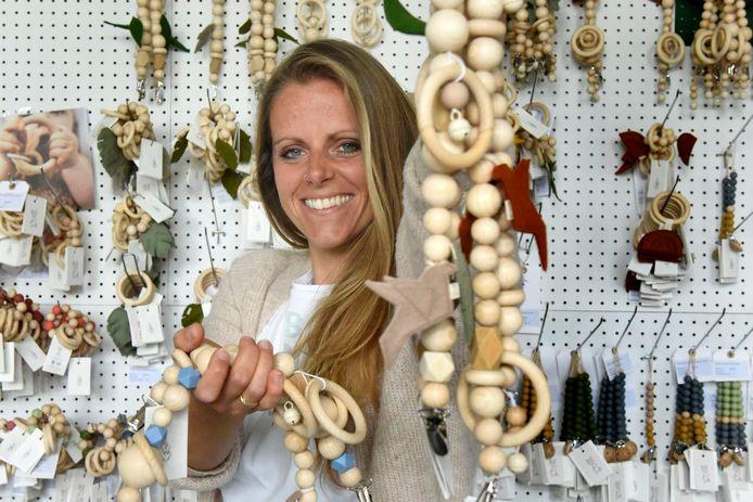 Janneke van Bokkem is eigenaresse van het bedrijf Bezisa.