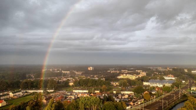 Het regenboogseizoen is geopend in Twente