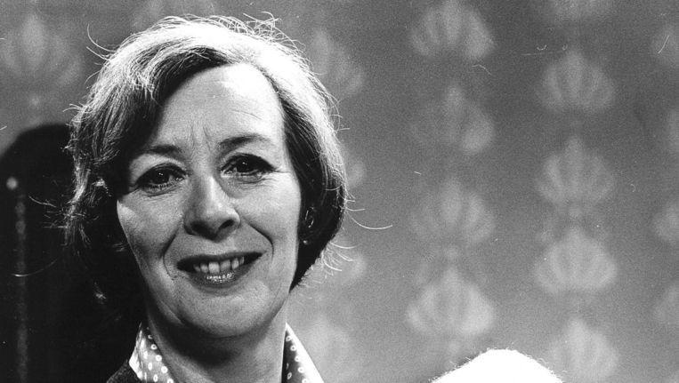 Actrice Elisabeth Andersen is woensdagmiddag op 98-jarige leeftijd overleden in haar huis in Haarlem Beeld anp