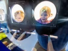 In de Almelose sterrenfabriek kunnen peuters en kleuters van alles beleven met knuffels