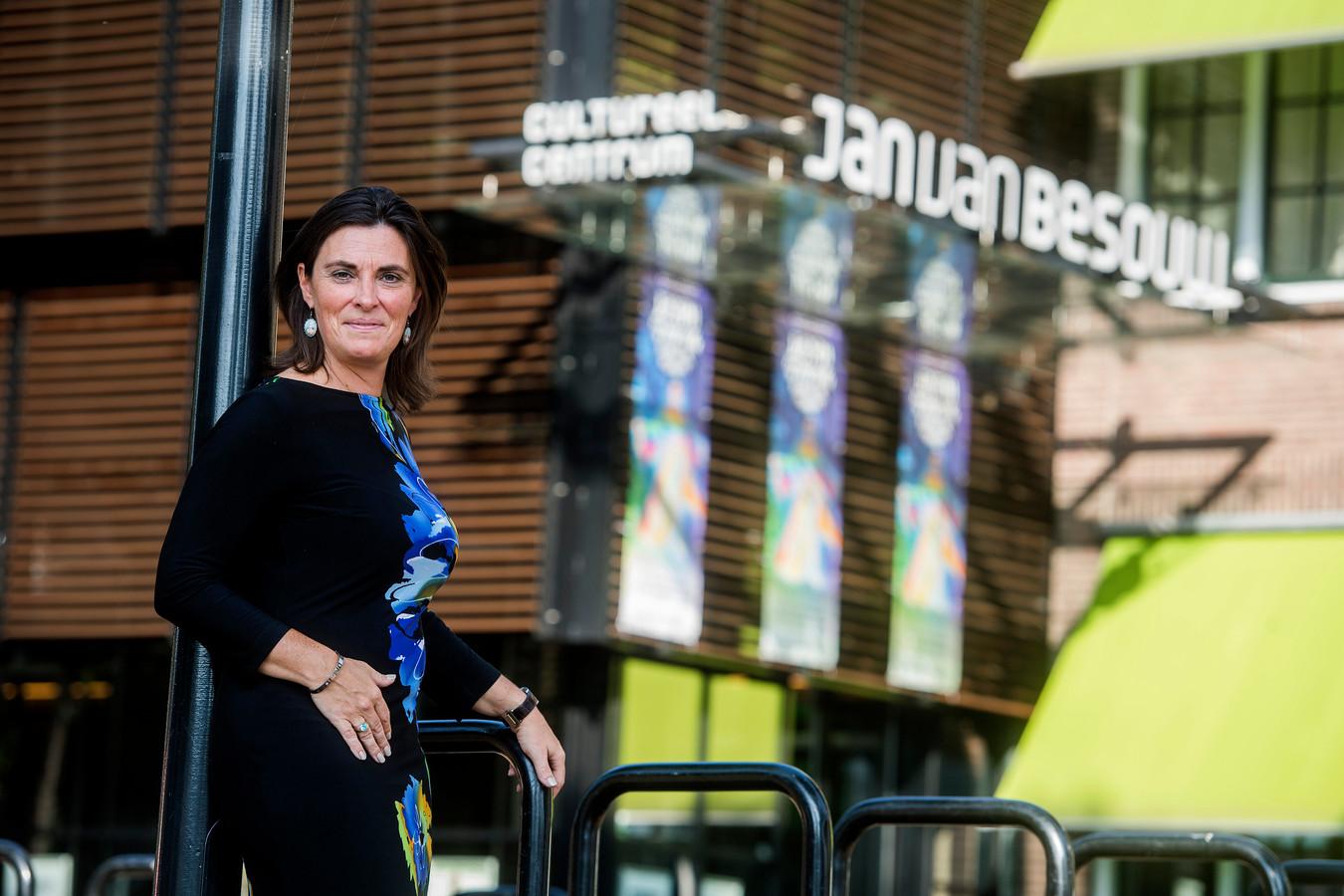 Sanna Weustink.