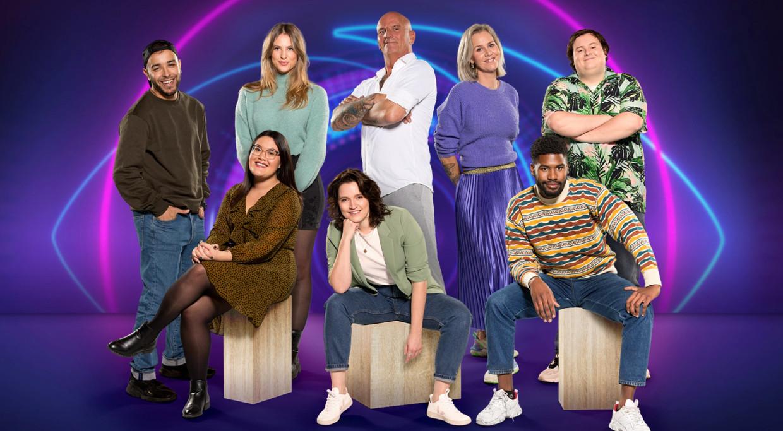 Dit zijn de kandidaten van 'Big Brother'. Beeld Vier