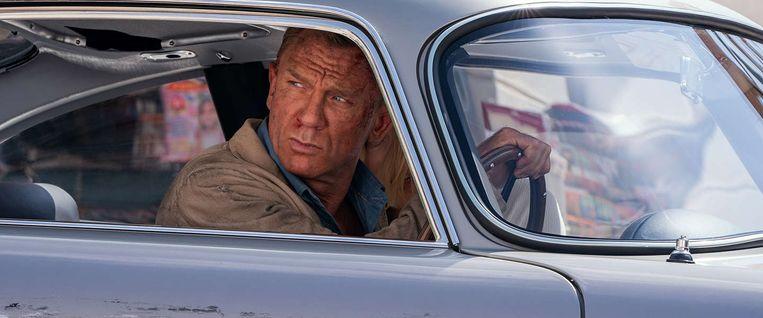 Daniel Craig in 'No Time to Die'. Beeld rv