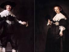 'Rijksmuseum gaat Maerten en Oopjen restaureren'