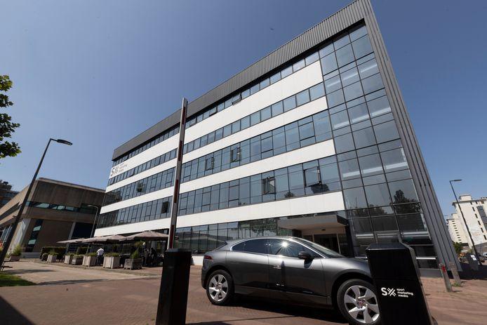 Triple Double én TDE zijn gevestigd in gebouw SX op Strijp-S in Eindoven
