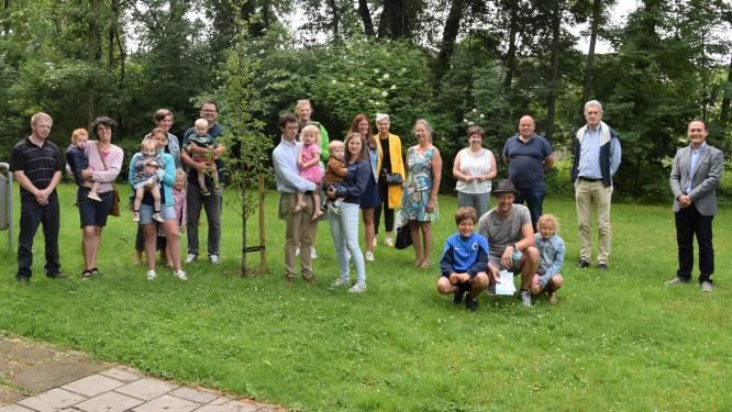 Gezinsbond Schuiferskapelle plant geboorteboom voor 11 kinderen