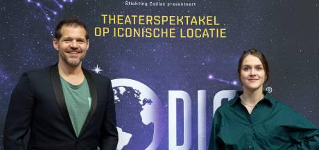 Zodiac-actrice Dominique geeft 8-jarigen in Breda tekenopdracht: laat jouw ideale wereld in 2031 zien