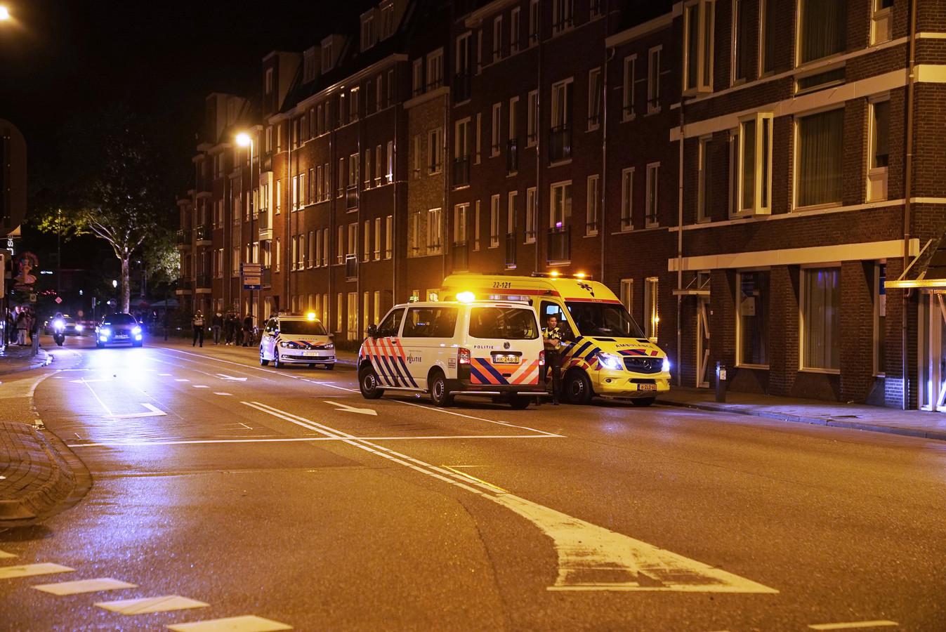 Een 17-jarige jongen werd mishandeld in Valkenswaard.